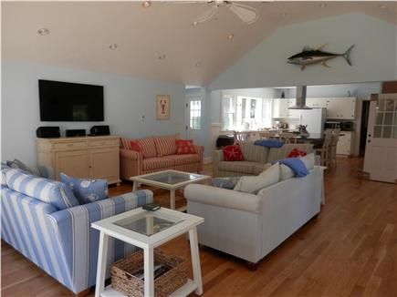 Brewster Cape Cod vacation rental - Another look at Main Living Area, there is a 2nd living area too!