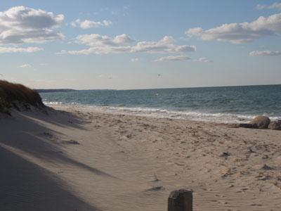 Brewster Cape Cod vacation rental - Crosby Beach at just 1/2 mile