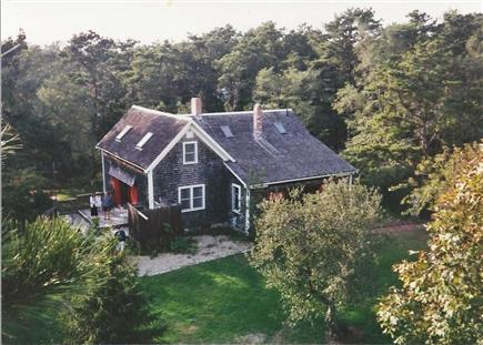 Wellfleet Cape Cod vacation rental - Winterwood (outdoor space includes two decks)