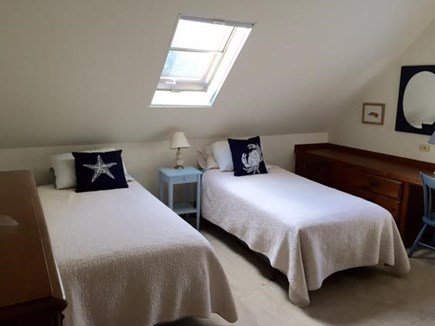 Wellfleet Cape Cod vacation rental - Twin upstairs bedroom