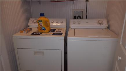 Dennis Cape Cod vacation rental - Laundry room