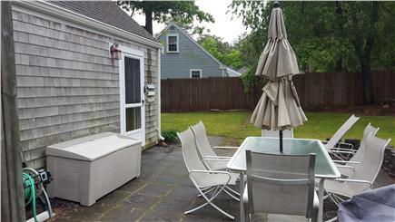 Dennis Cape Cod vacation rental - Patio