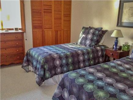 West Brewster Cape Cod vacation rental - Bedroom #2 w/twin beds