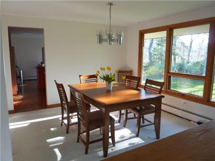 West Brewster Cape Cod vacation rental - Dining Area