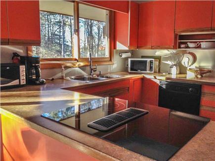 West Brewster Cape Cod vacation rental - Kitchen