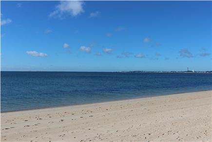Truro Cape Cod vacation rental - Bay Beach - Low Tide