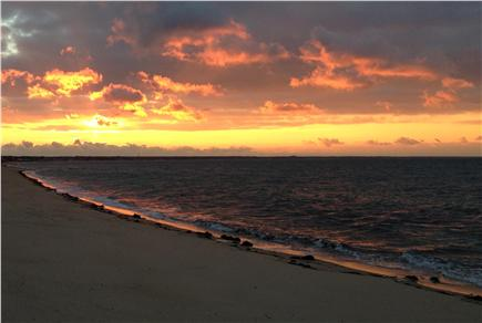 Truro Cape Cod vacation rental - Sunrise