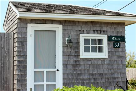 Truro Cape Cod vacation rental - Laundry Cottage