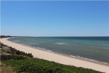 Truro Cape Cod vacation rental - View From Porch