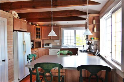 Truro Cape Cod vacation rental - Kitchen