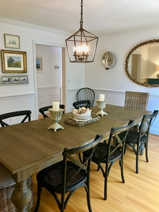 East Orleans Cape Cod vacation rental - Spacious Dining Room seats 10