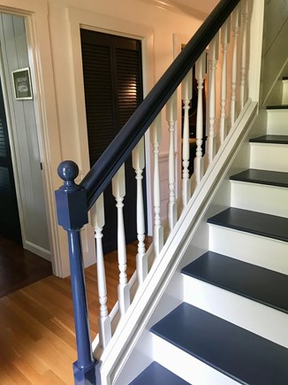 East Orleans Cape Cod vacation rental - Charming Stairs to the second floor