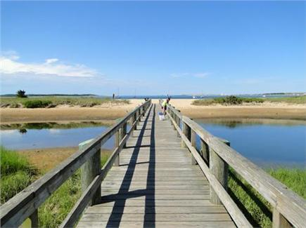 West Yarmouth Cape Cod vacation rental - Easy Walk from Condo to Boardwalk to Beach  1/10 mi