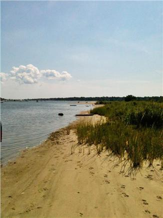 Falmouth Cape Cod vacation rental - View from Boat Ramp
