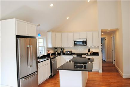 Downtown Falmouth Cape Cod vacation rental - Tastefully decorated with ample counter space
