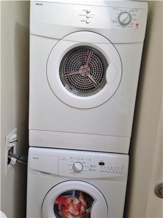 Centerville Centerville vacation rental - Brand new washer/dryer in unit bathroom.