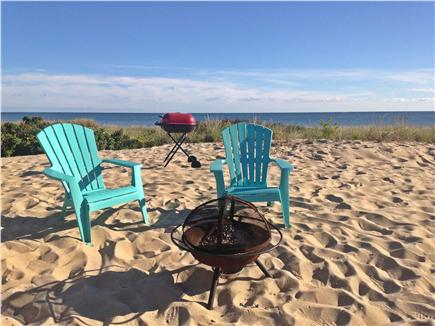 Centerville Centerville vacation rental - Step off the deck to your own private beach