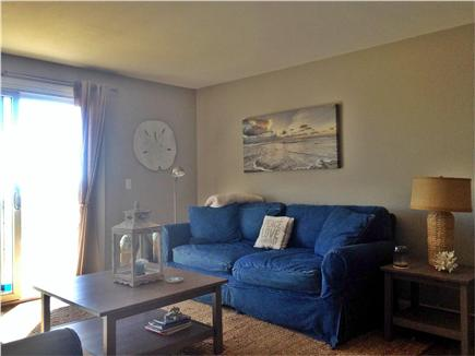 Centerville Centerville vacation rental - Large living  room overlooking deck and the water. 2 new sofas.