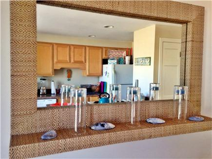 Craigville Beach, Centerville Centerville vacation rental - Looking into kitchen