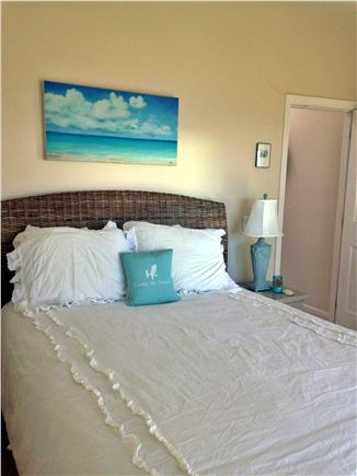 Craigville Beach, Centerville Centerville vacation rental - Master bedroom, brand new queen size bed/mattress.