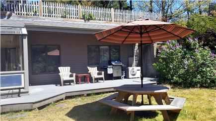 Eastham Cape Cod vacation rental - Yard/deck