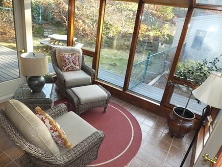 Eastham Cape Cod vacation rental - Sunroom