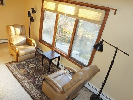 Eastham Cape Cod vacation rental - Sitting nook