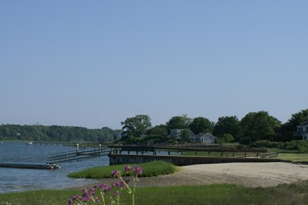 Eastham Cape Cod vacation rental - Beach and Swim Dock