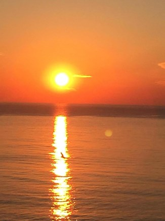 South Wellfleet Cape Cod vacation rental - Sunrise