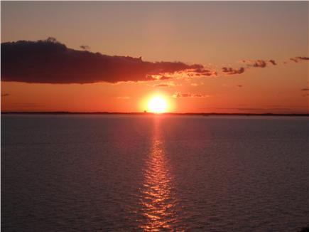 Truro, Corn Hill Cape Cod vacation rental - The end of the day