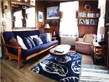 Truro, Corn Hill Cape Cod vacation rental - Living Room