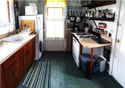 Truro, Corn Hill Cape Cod vacation rental - The Kitchen