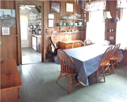 Truro, Corn Hill Cape Cod vacation rental - Dining Room