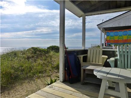 Truro, Corn Hill Cape Cod vacation rental - The porch