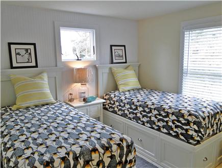 West Yarmouth Cape Cod vacation rental - Twin bedroom, lower level