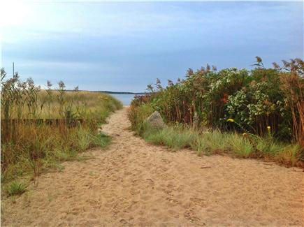 West Yarmouth Cape Cod vacation rental - Lovely Baxter Beach is 4/10 mile away, great walk!