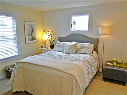 West Yarmouth Cape Cod vacation rental - Queen size master bedroom with flatscreen TV
