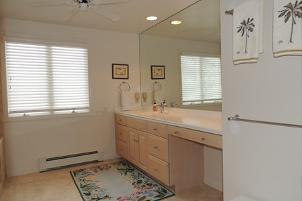 Harwich Cape Cod vacation rental - Spacious Master Bath