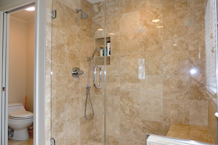 Harwich Cape Cod vacation rental - Gorgeous Walk-In Tile Shower