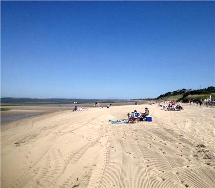 Eastham Cape Cod vacation rental - First Encounter Beach, close on the Cape Cod Bay side