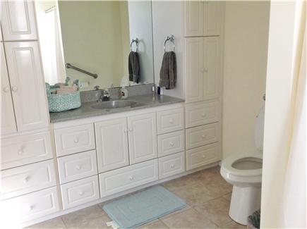 Brewster Cape Cod vacation rental - Master Bathroom