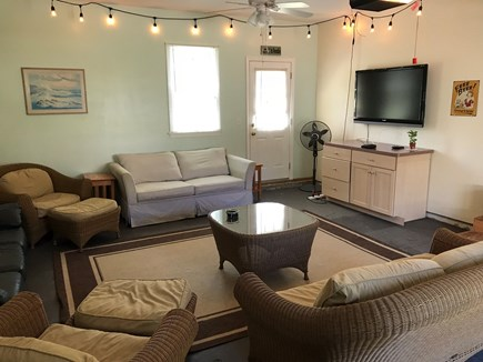 Brewster Cape Cod vacation rental - Family Room view #2