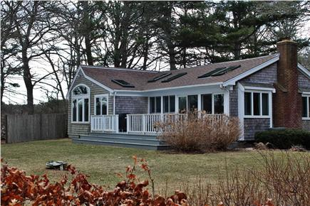 Harwich Cape Cod vacation rental - Pond Front Vacation Home on Hinckley's Pond!