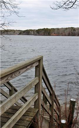Harwich Cape Cod vacation rental - Dock