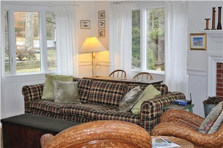 Harwich Cape Cod vacation rental - Living Room Area
