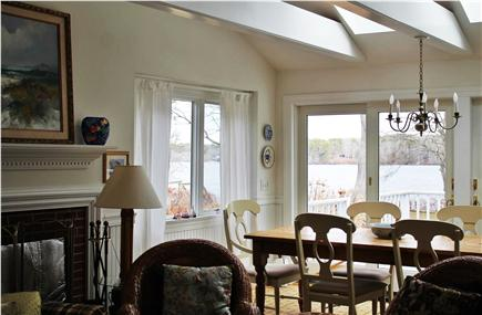 Harwich Cape Cod vacation rental - Bright and Airy with Sliders to Deck