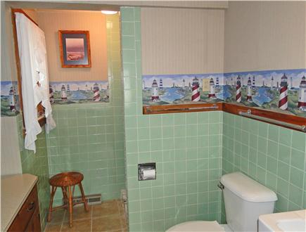 Brewster Cape Cod vacation rental - Spacious bathroom