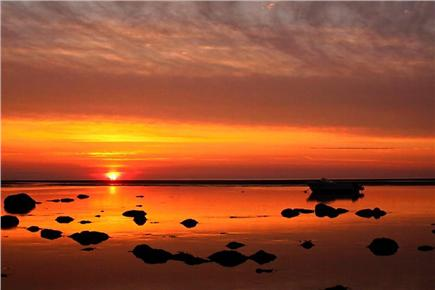 Brewster Cape Cod vacation rental - Gorgeous sunsets just a few minutes away!