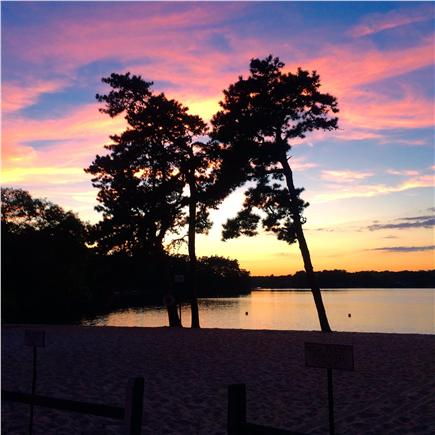 Harwich - Great Sand Lakes  Cape Cod vacation rental - 1 of 2  neighborhood Bucks Pond beaches