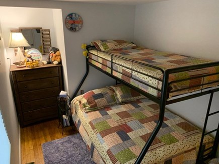 Harwich - Great Sand Lakes  Cape Cod vacation rental - Bedroom #3 - Full size on bottom, twin on top
